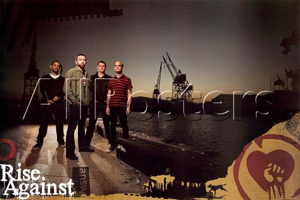 an overview of the punk rock album the sufferer and the witness by the band rise against Find great deals on ebay for the sufferer and the witness and appeal to summary recently viewed bids appeal to reason dreaming out loud rise against poster.