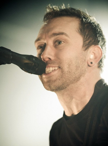 photo-Tim-McIlrath-hard-core-Rise-Against-Architects-live-concert-2005