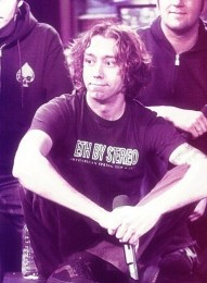 photos-young-Tim-McIlrath-punk-group-Rise-against-personal-arhiv-2002